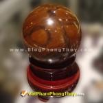 Tính chất và tác dụng của 14 loại quả cầu đá quý phong thủy hiện nay