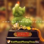 Voi Phong Thủy, biểu tượng may mắn, linh vật phong thủy được tôn vinh và ngưỡng mộ